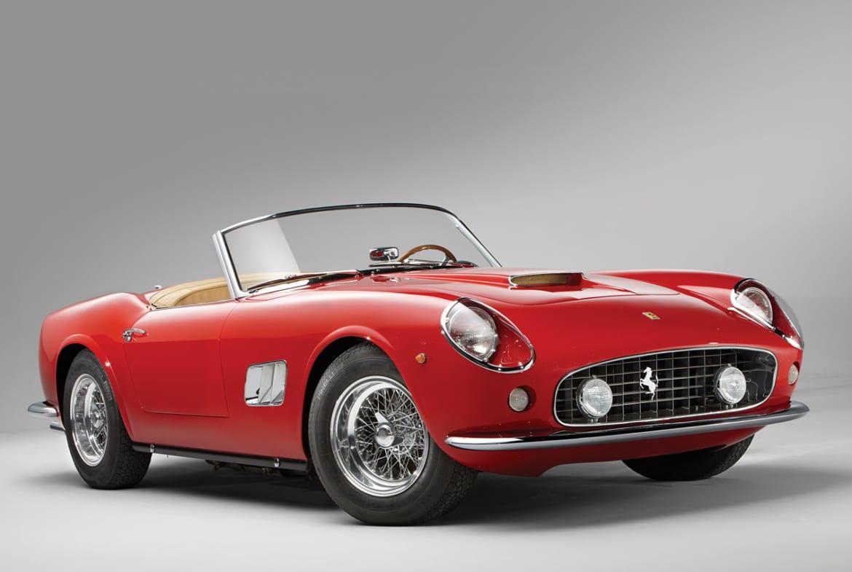 Rare Ferrari 250 California Spyder For Sale Agent4stars Com
