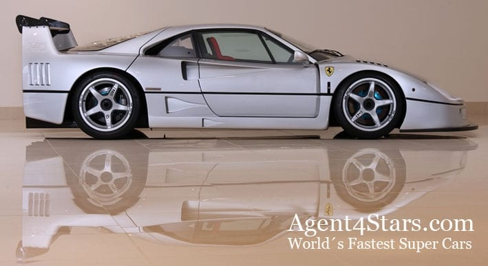 Rare Ferrari F40 Lm For Sale Agent4stars Com