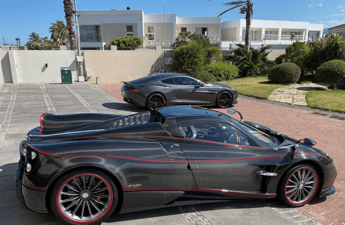 Selwyn Chatz S Car Collection South Africa Agent4stars Com