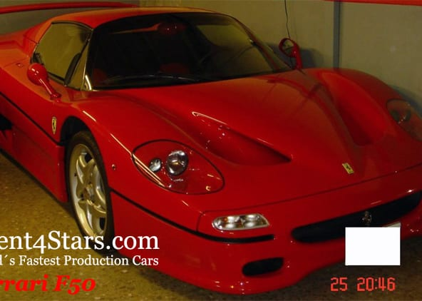 Ferrari F50 For Sale Low Milage As New Agent4stars Com