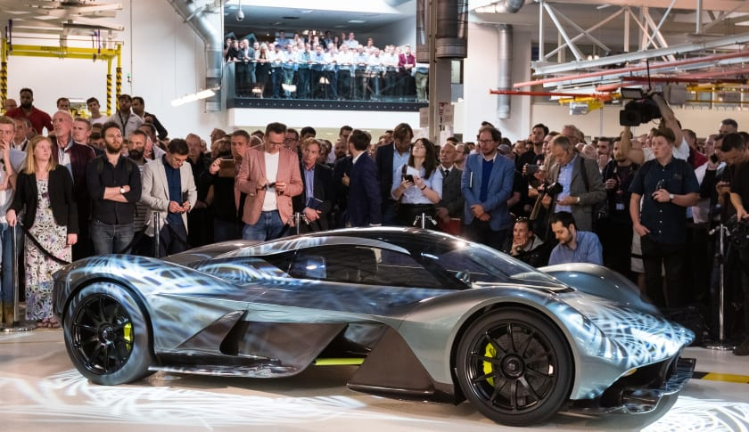 Valkyrie By Aston Martin Red Bull 150 Units Agent4stars Com