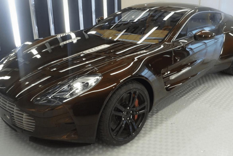 Aston Martin One 77 Q Serie Agent4stars Com